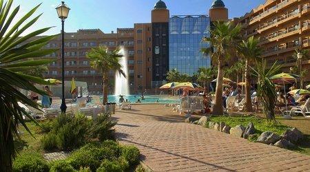 Piscine Hôtel ATH Las Salinas Park