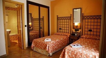 Chambre  Hôtel ATH Santa Bárbara Sevilla