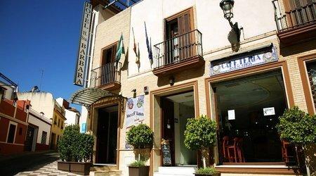 Hotel Hôtel ATH Santa Bárbara Sevilla