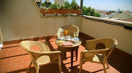 Petit déjeuner Hôtel ATH Santa Bárbara Sevilla