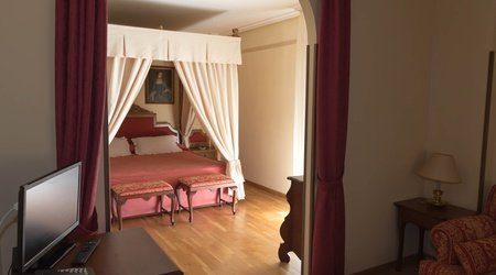 JR suite de chambre Hôtel ATH Cañada Real Plasencia