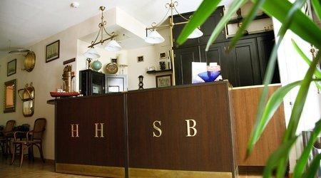 réception Hôtel ATH Santa Bárbara Sevilla