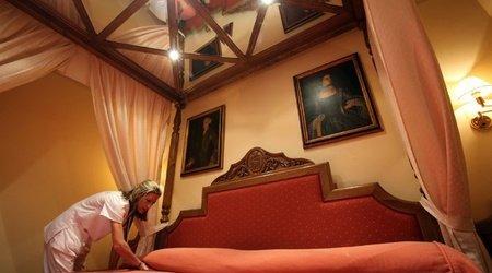 JUNIOR SUITE ROOM Hôtel ATH Cañada Real Plasencia